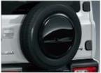 タイヤカバー標準